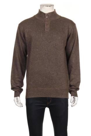 Пуловер с поло яка MOUNTAIN EXPEDITION