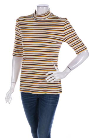 Блуза с поло яка Vero Moda