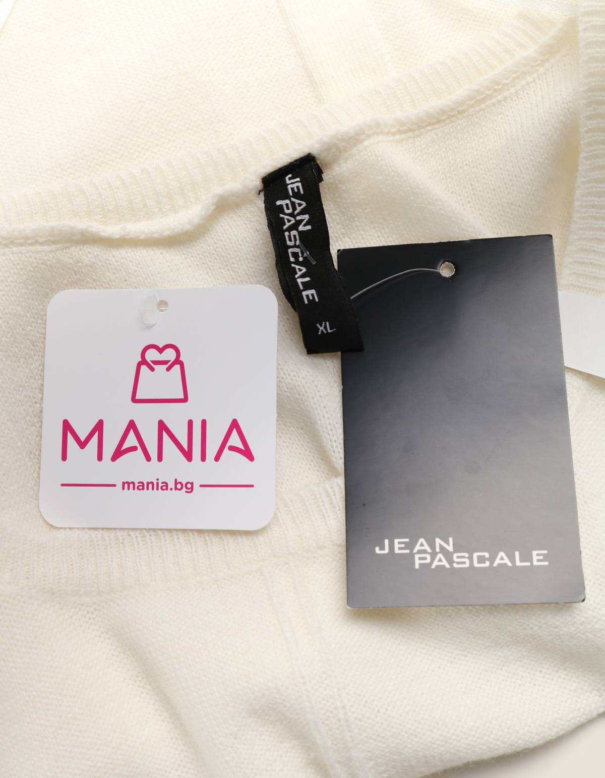 Пуловер JEAN PASCALE3
