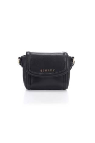 Кожена чанта Sisley