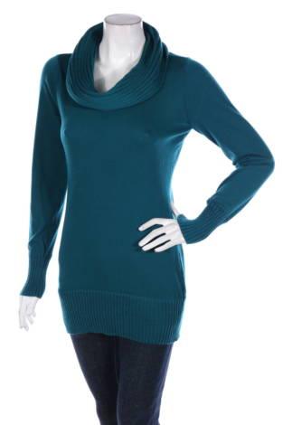 Пуловер с поло яка THE LIMITED