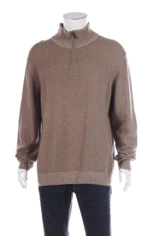 Пуловер с поло яка PAUL ROSEN