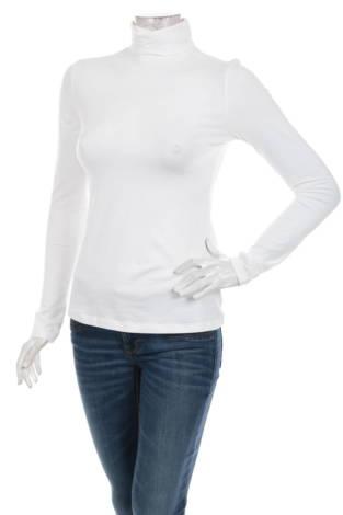 Блуза с поло яка ANNA FIELD