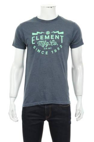 Тениска с щампа ELEMENT