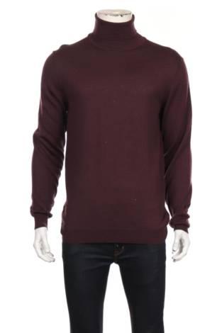 Пуловер с поло яка FINSHLEY&HARDING