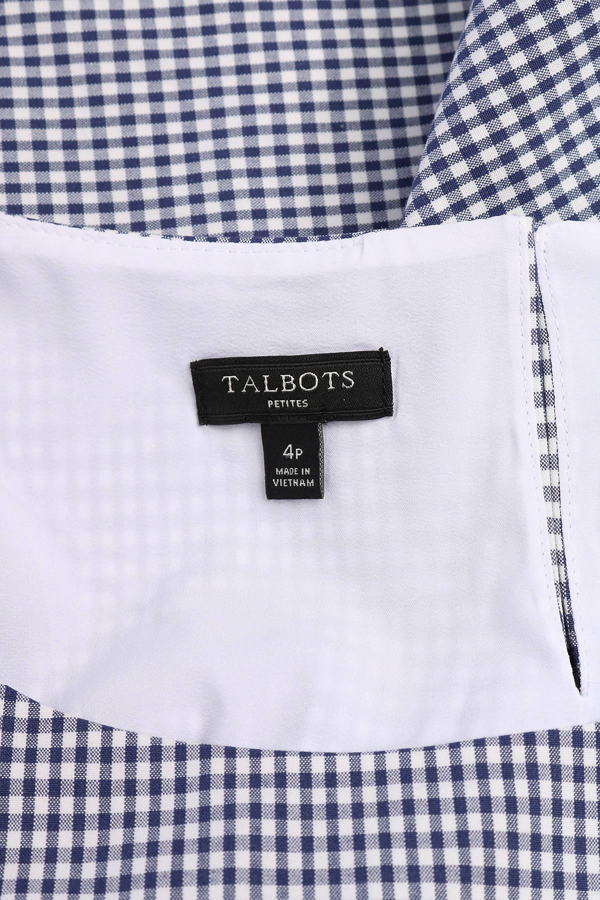 Потник Talbots3