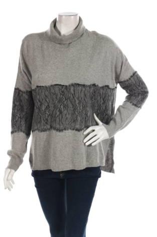 Пуловер с поло яка Karen Millen