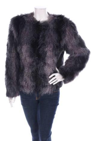 Палто с косъм Adrienne Landau
