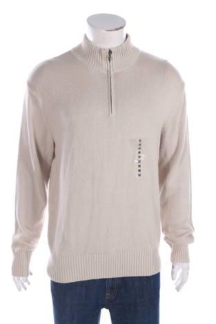 Пуловер с поло яка Spring Mercer