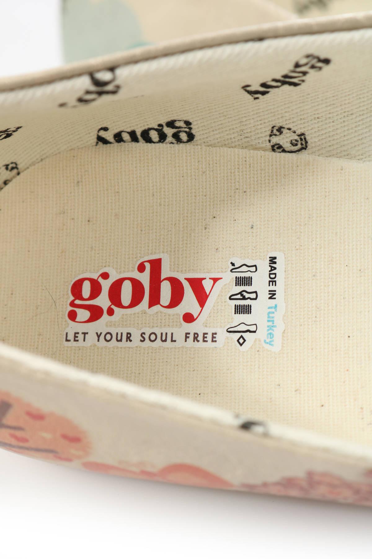 Ниски обувки Goby4