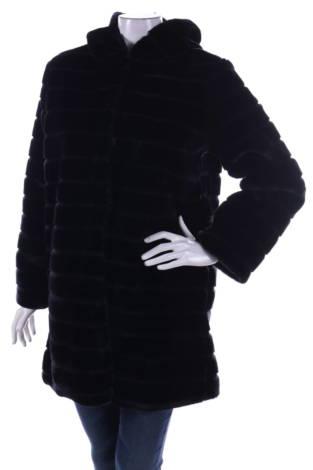 Палто с косъм New Collection