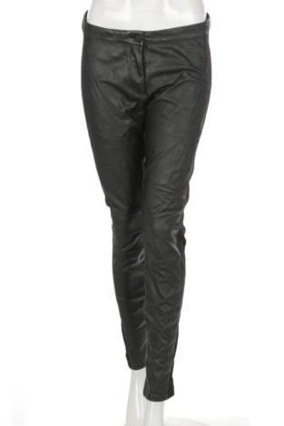 Кожен панталон H&M