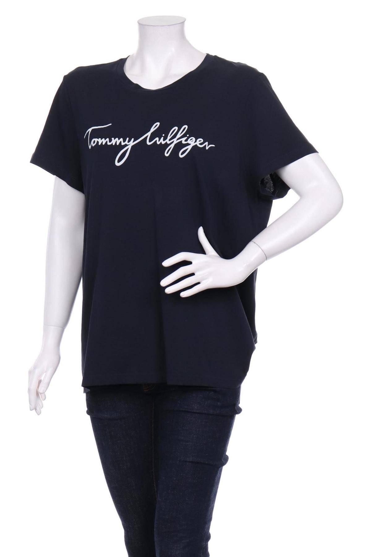 Тениска с щампа TOMMY HILFIGER1