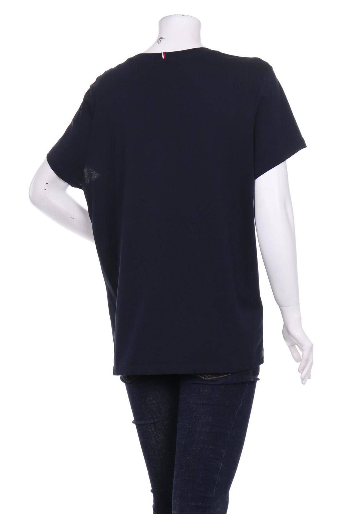 Тениска с щампа TOMMY HILFIGER2