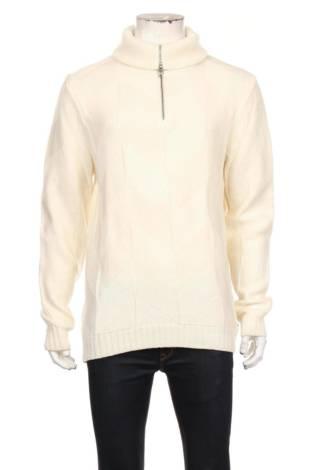Пуловер с поло яка BRAX