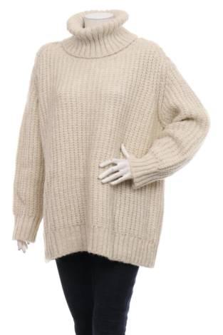 Пуловер с поло яка MAVI