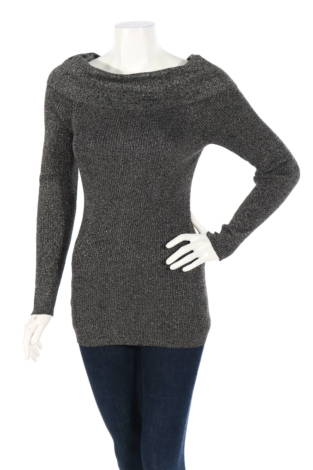 Пуловер с поло яка CANDIE`S