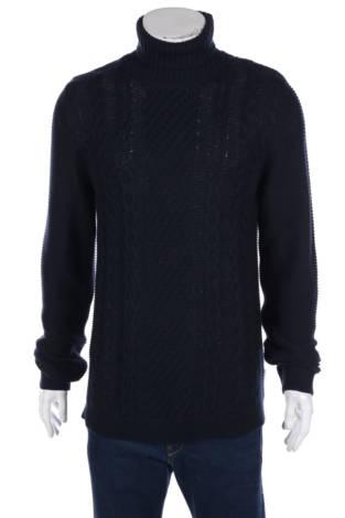 Пуловер с поло яка Lindbergh