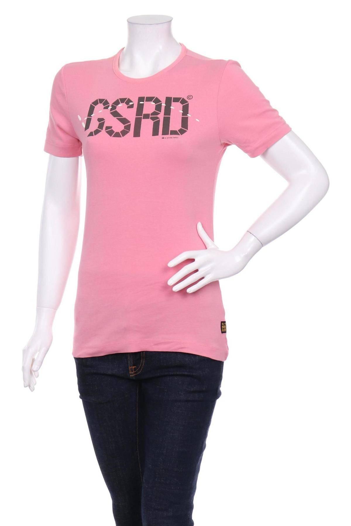 Тениска с щампа G-STAR RAW1