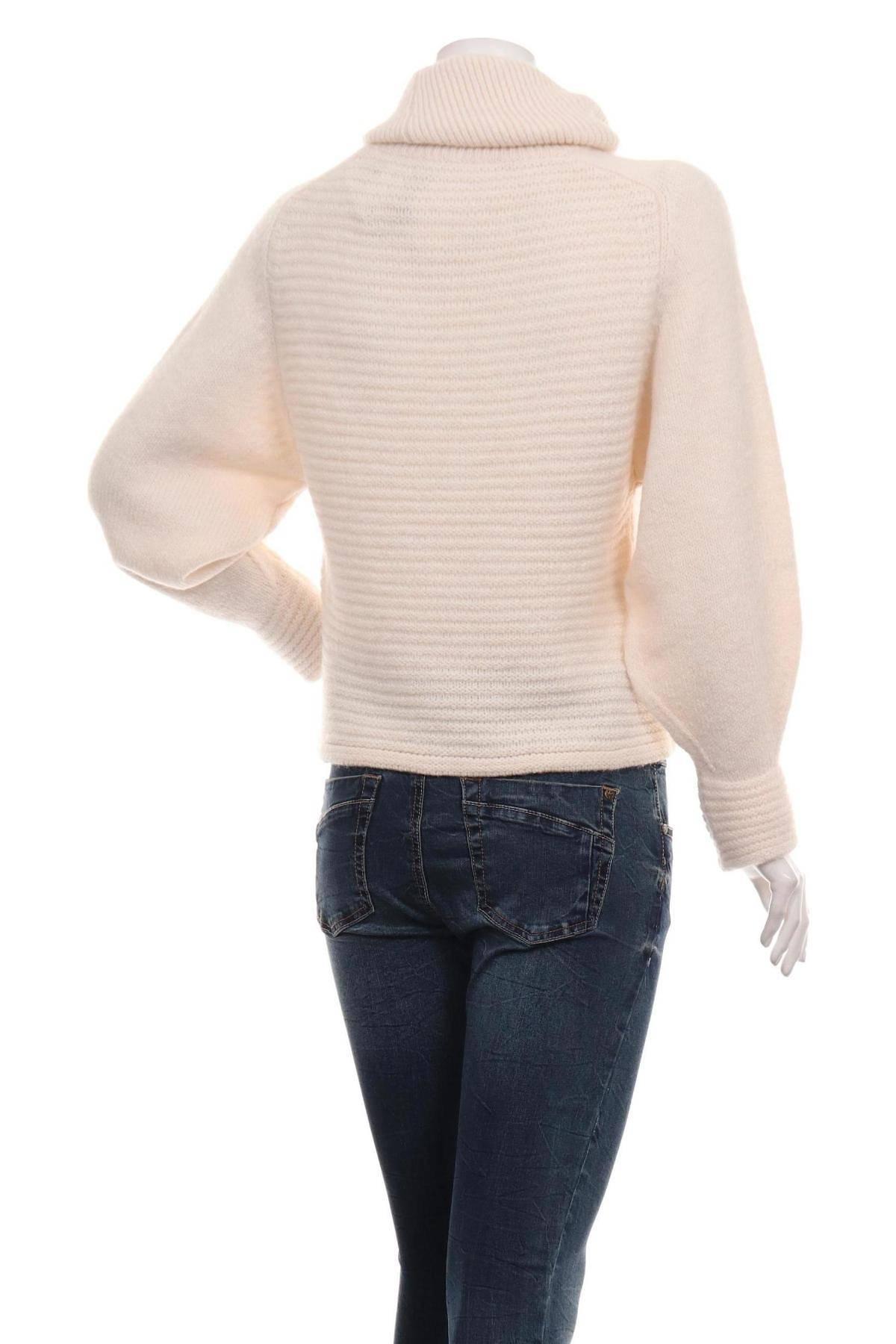 Пуловер с поло яка MANGO2