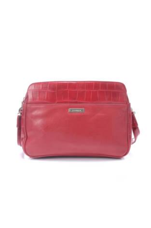Кожена чанта Liz Claiborne