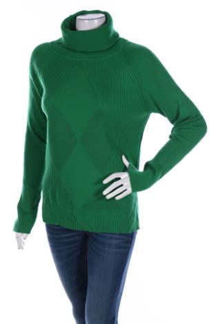 Пуловер с поло яка BGN