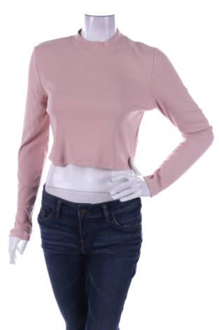Блуза с поло яка EVEN&ODD