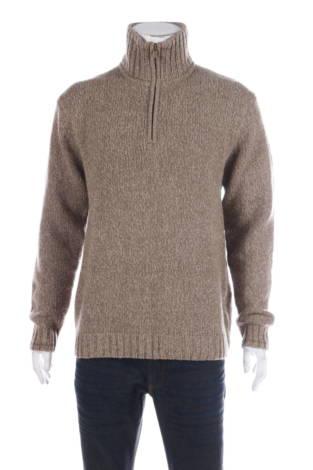 Пуловер с поло яка KAPPAHL