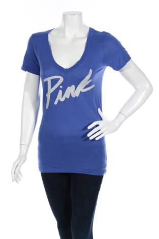 Тениска с щампа Pink By Victoria Secret