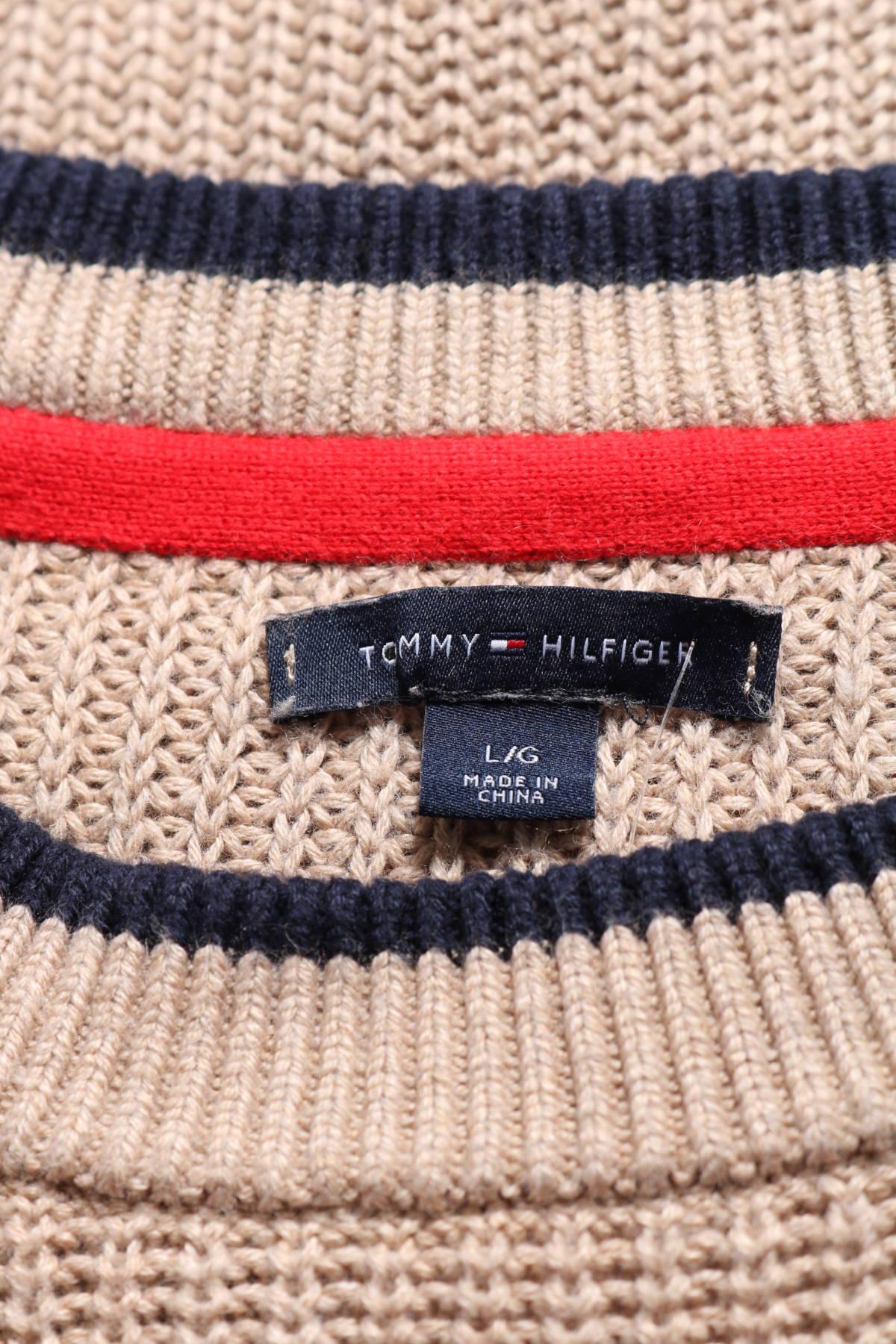 Пуловер TOMMY HILFIGER3