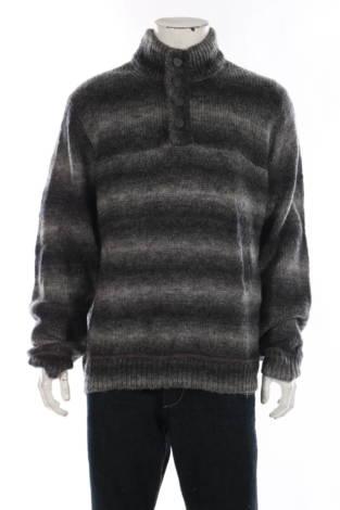 Пуловер с поло яка G.H.Bass & Co