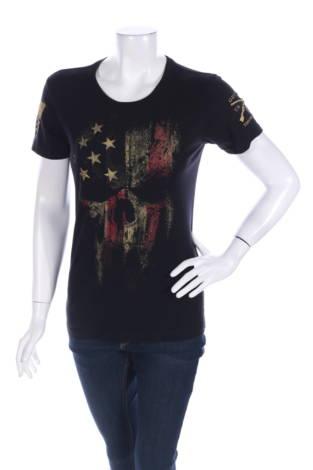 Тениска с щампа Grunt style