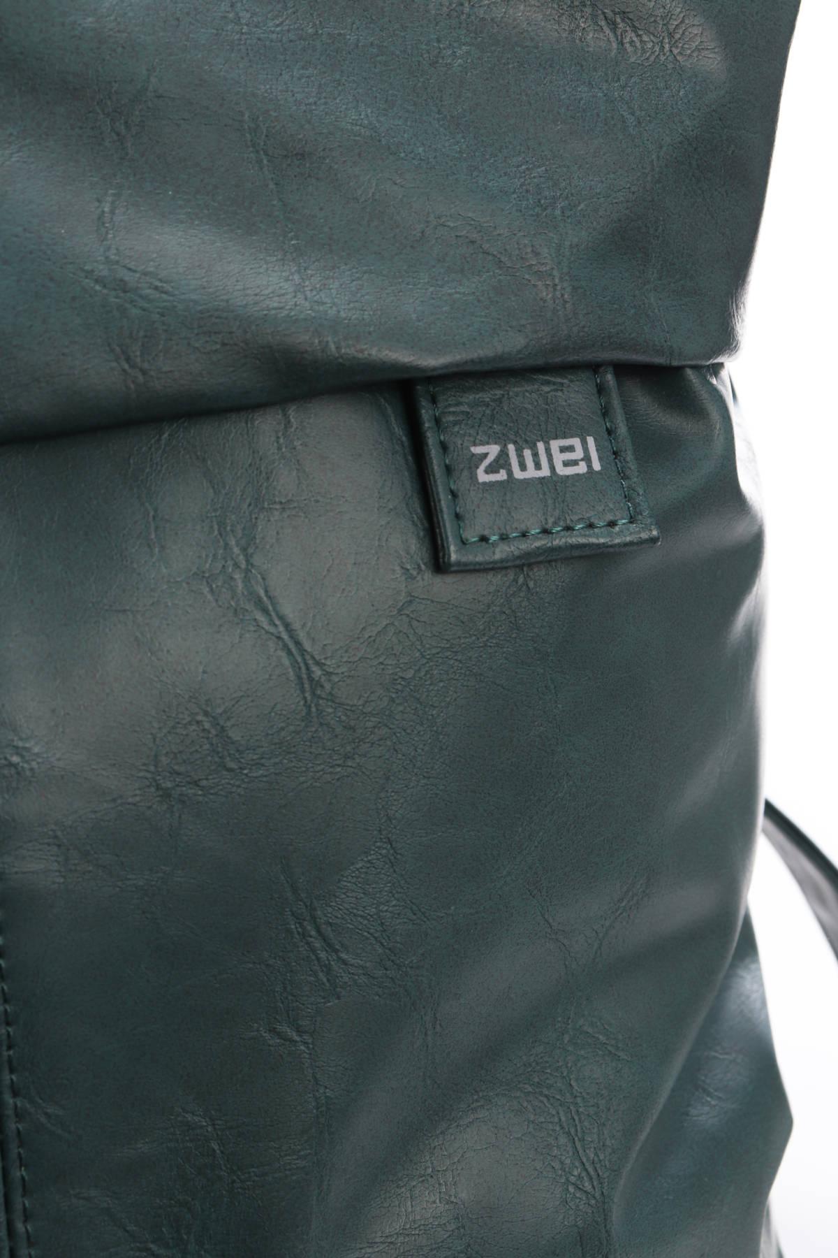 Кожена чанта ZWEI4