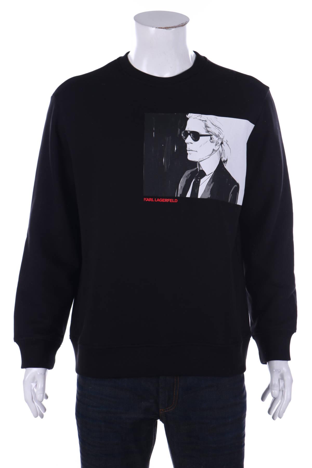 Блуза Karl Lagerfeld1
