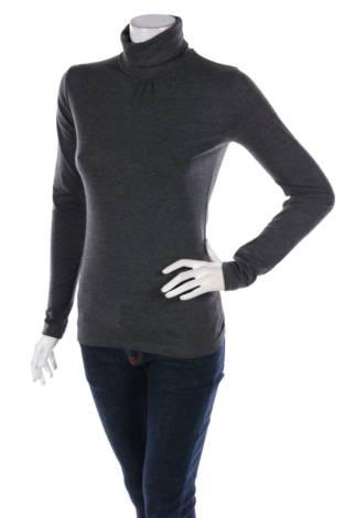 Блуза с поло яка VILA