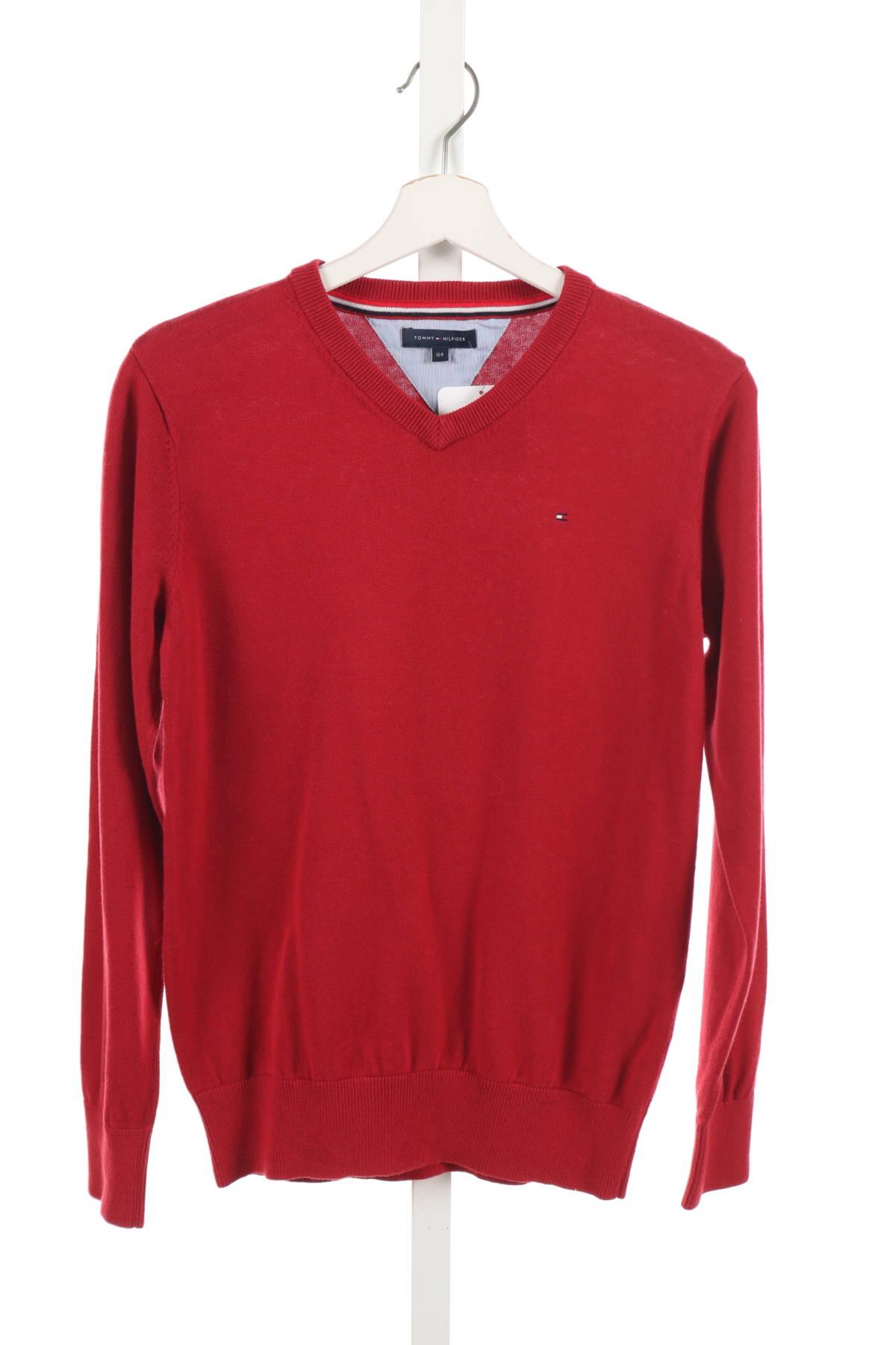 Детски пуловер Tommy Hilfiger1