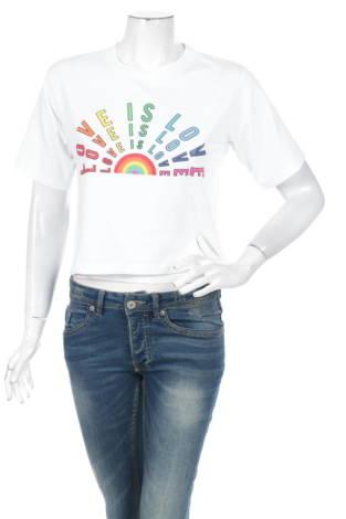 Тениска с щампа Missguided