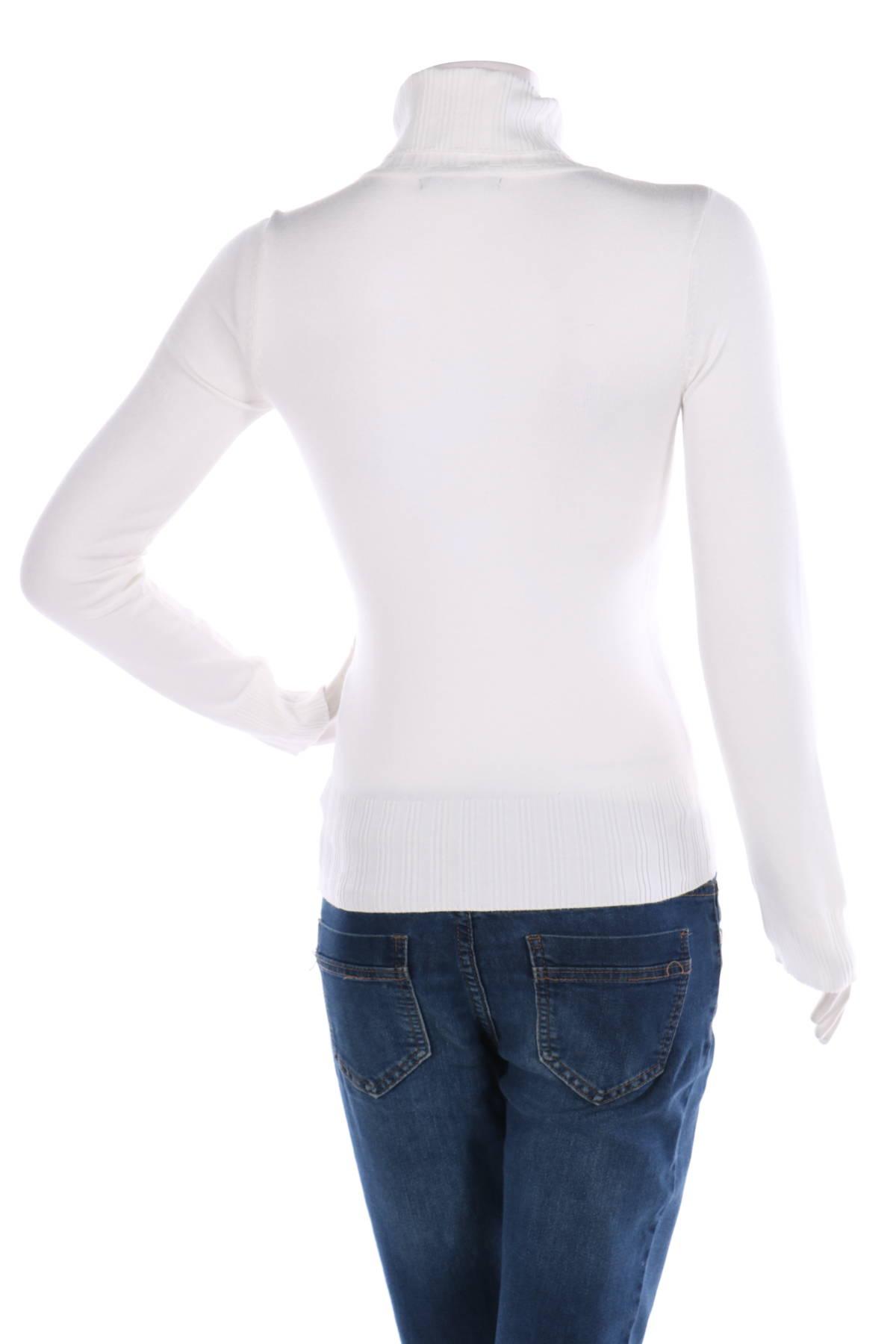 Пуловер с поло яка Bcbg Max Azria2