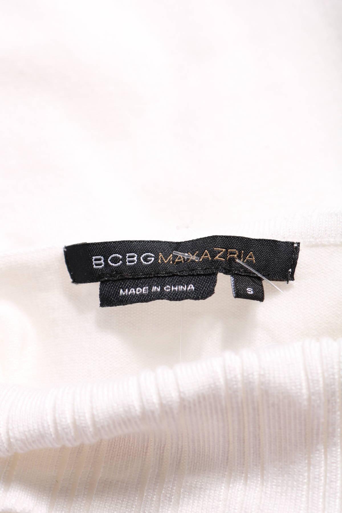 Пуловер с поло яка Bcbg Max Azria3