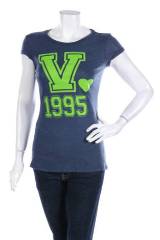 Тениска с щампа MOSSIMO SUPPLY CO.