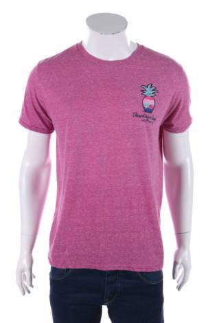 Тениска с щампа DELTA PRO WEIGHT