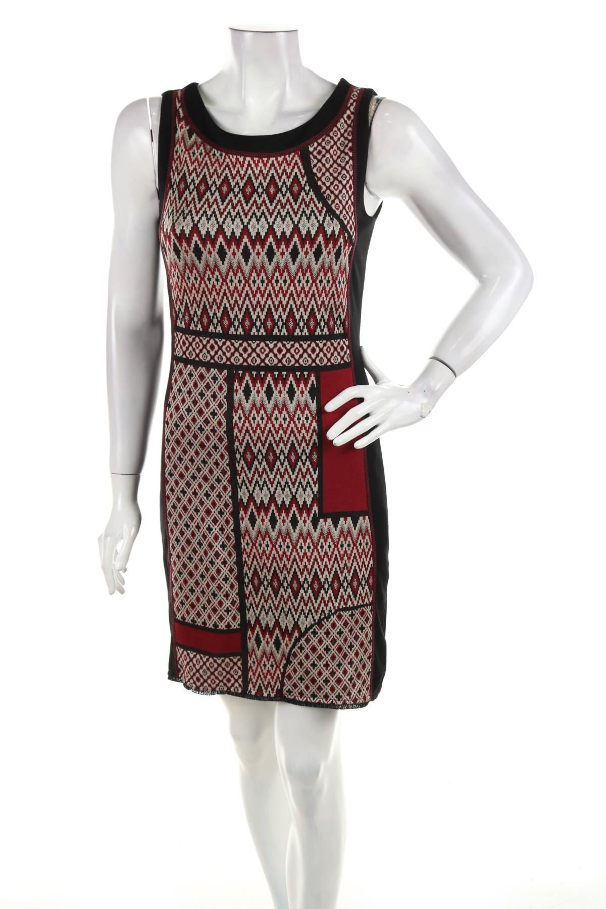 Официална рокля Desigual1