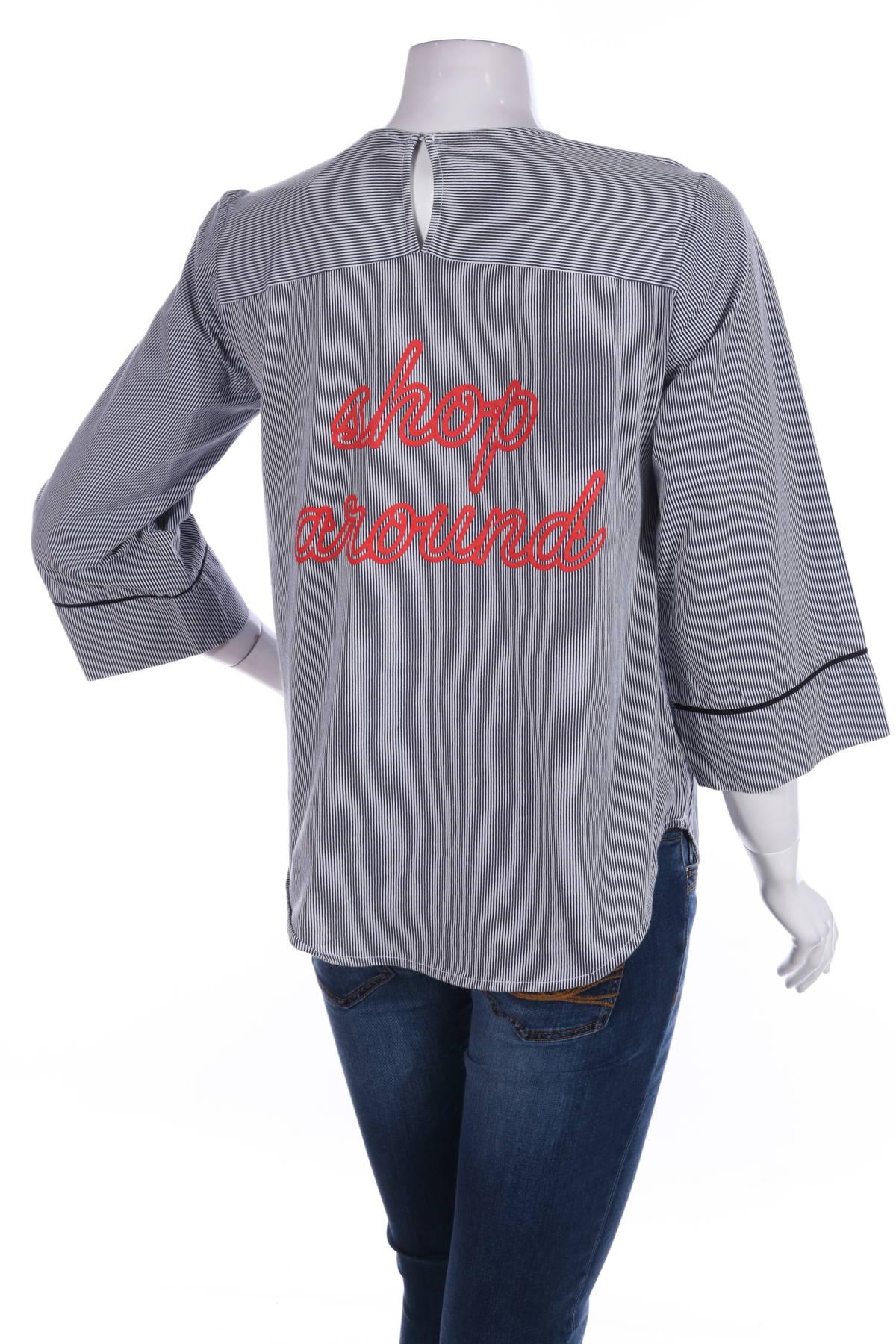 Блуза Zara Trafaluc2
