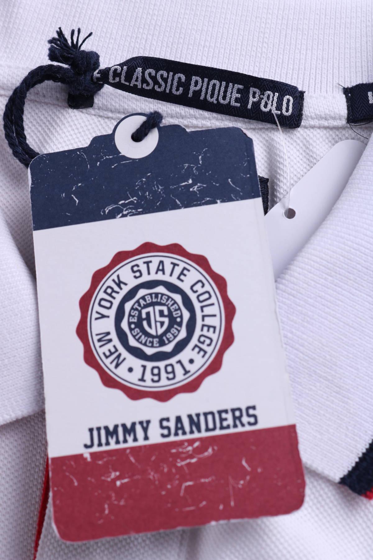 Тениска JIMMY SANDERS3