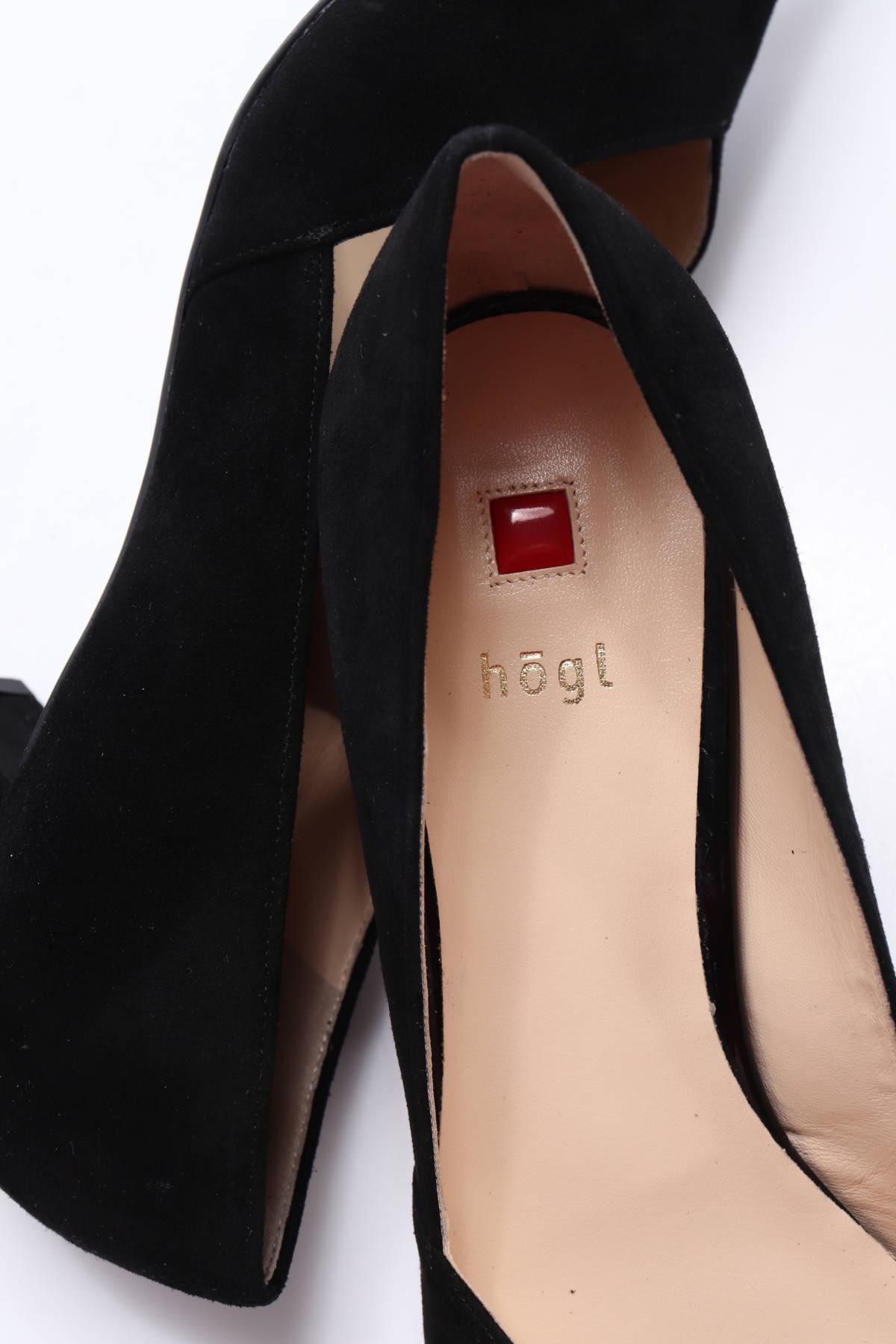 Обувки на ток Hogl4