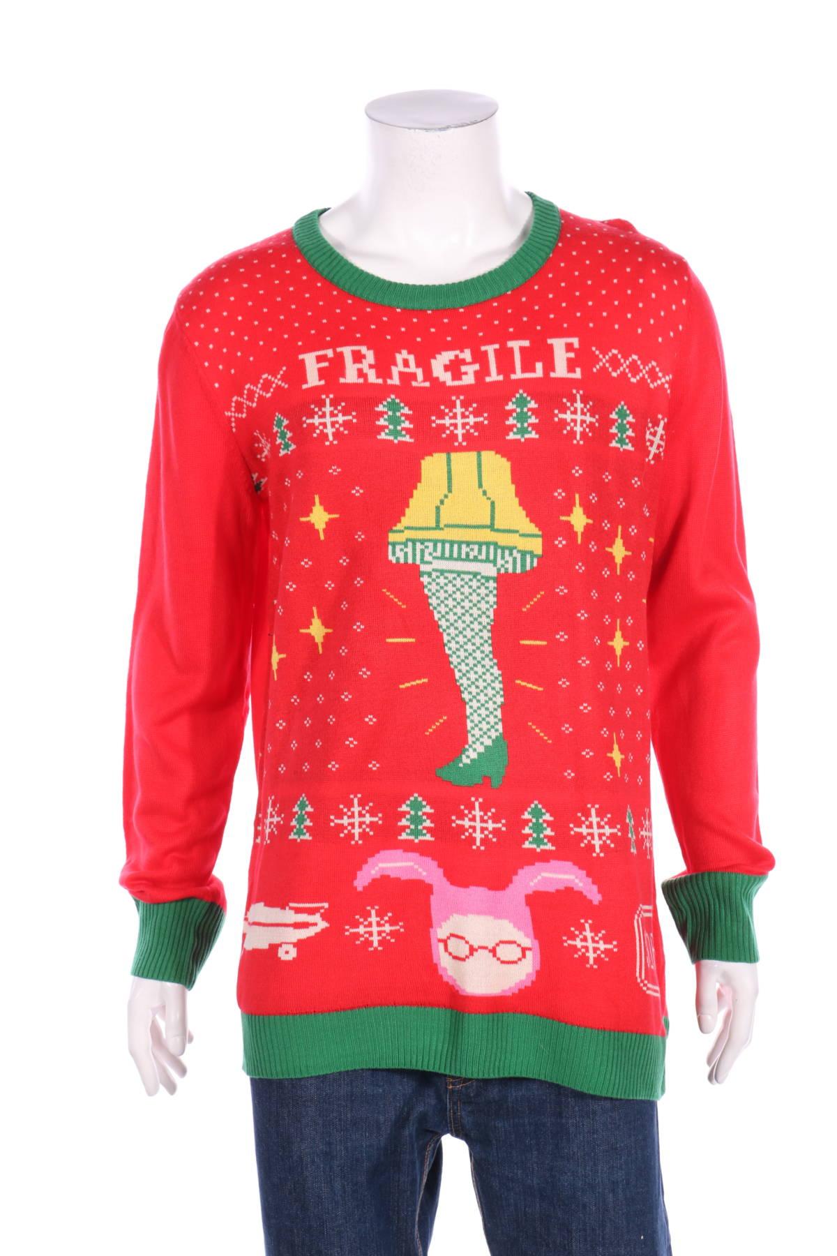 Пуловер A christmas story1