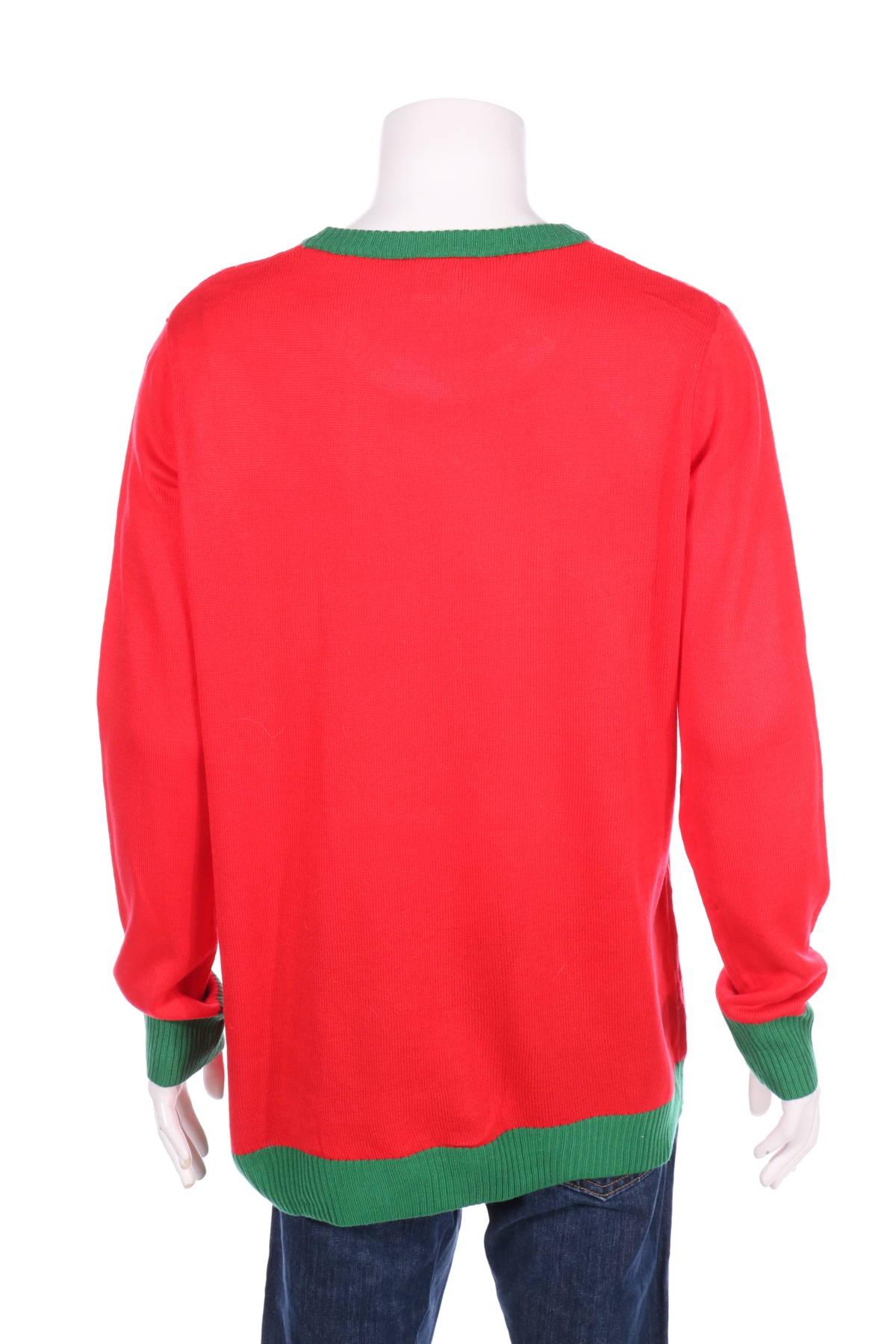 Пуловер A christmas story2