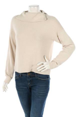 Пуловер с поло яка Solotre
