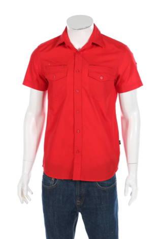 Спортно-елегантна риза Solid
