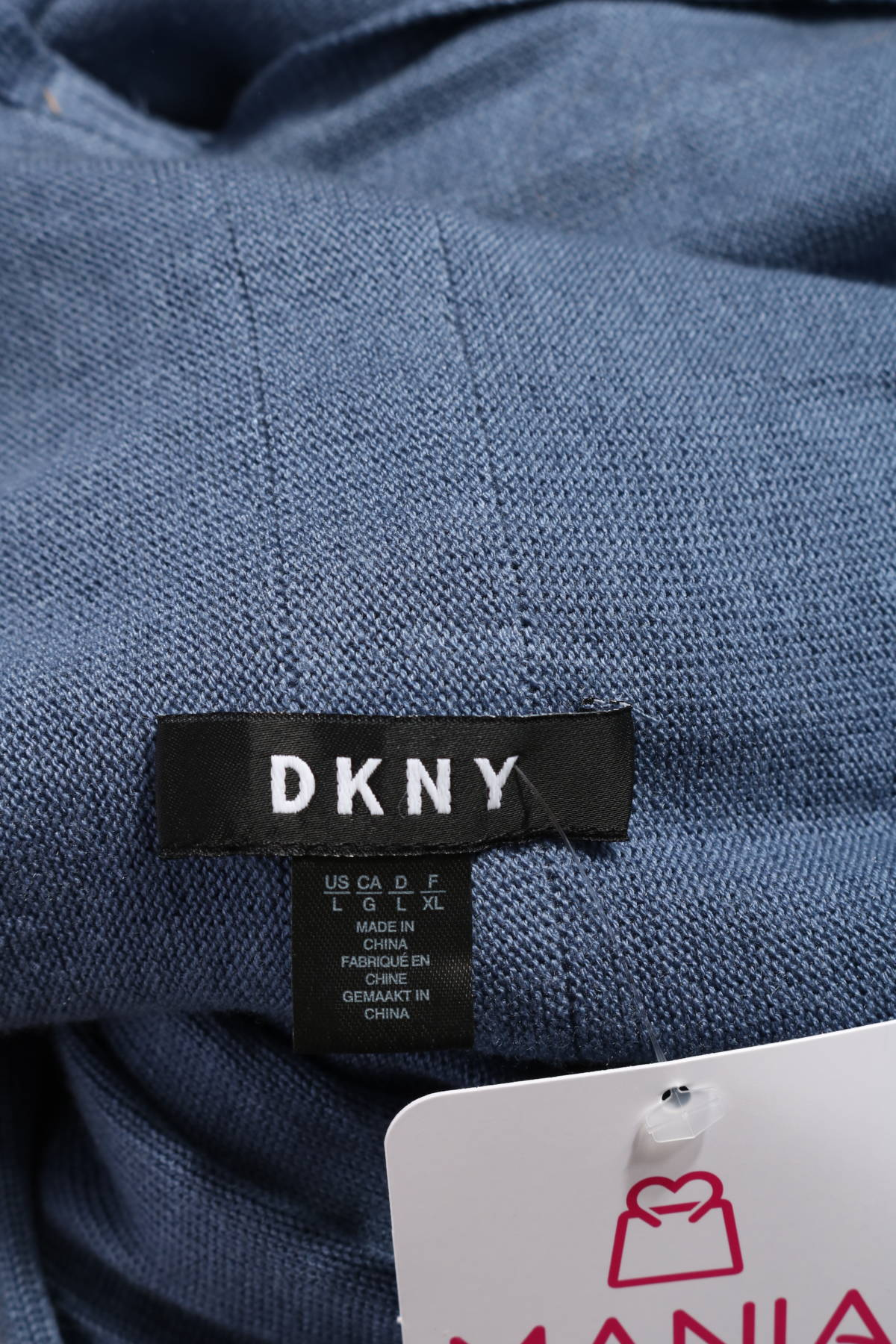 Жилетка Dkny3